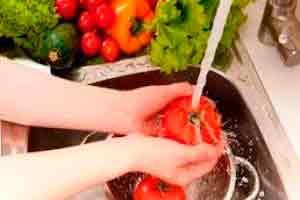 Manipulação de Alimentos