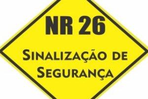 Reciclagem NR 26 - Básico