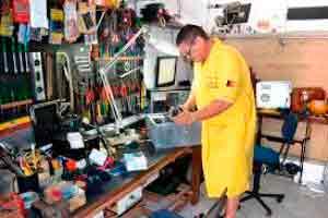 Manutenção de Ferramentas Elétricas