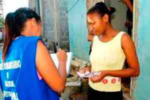Preparação do Agente Comunitário de Saúde