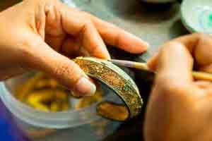 Confecção de semi joias