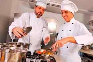 Auxiliar de Cozinha Profissional