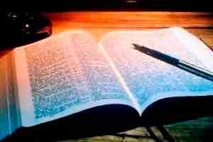 Reflexão e Estudo da Bíblia