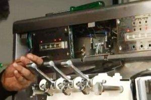 Refrigeração e Manutenção de Máquina de Sorvete