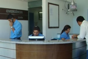 Atendente e Recepcionista Hospitalar Profissional