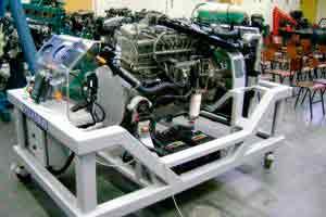 Mecânico de Motor Ciclo Diesel