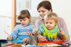 Extensão em Atividades com Crianças
