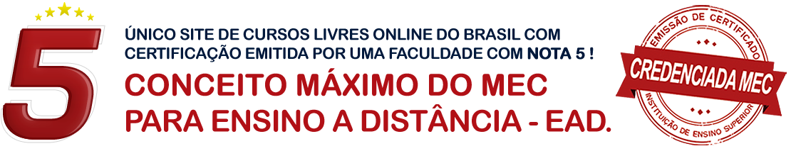 Faculdade Nota 5